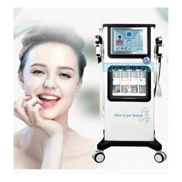 دستگاه سوپرفیشیال اکسیژنو 7 هندپیس