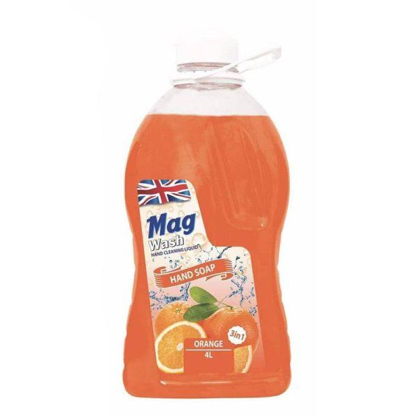 مایع دستشویی مگ واش رایحه پرتقال