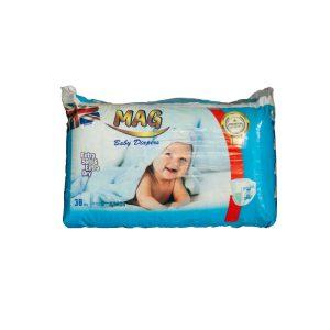 پوشک بچه مگ واش شماره پنج-بهداشت و مراقبت از پوست