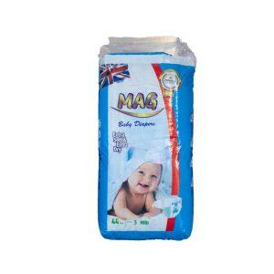 پوشک بچه مگ واش شماره سه-بهداشت و مراقبت کودک