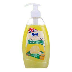 مایع دستشویی مگ واش رایحه لیمو