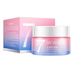 کرم 7 ویتامینه هیالورونیک اسید بیوآکوا-روشن کننده پوست