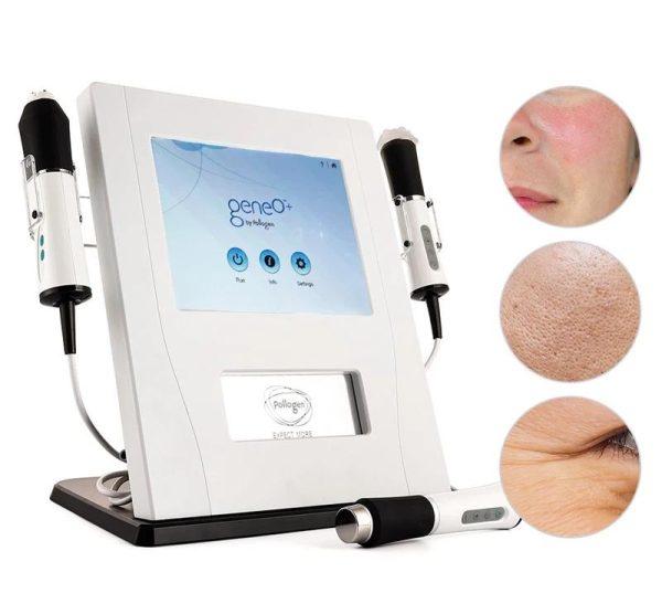 دستگاه جوانسازی پوست 3هندپیس پلاژن (POLLOGEN)