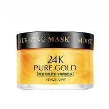 کرم طلا خالص ۲۴ عیار ونزن Venzen 24k Pure Gold